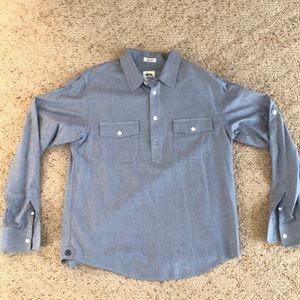 Stussy button up shirt